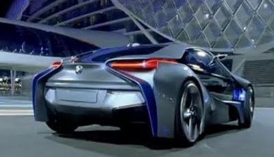 Noul BMW i8 prezentat printr-un spot publicitar
