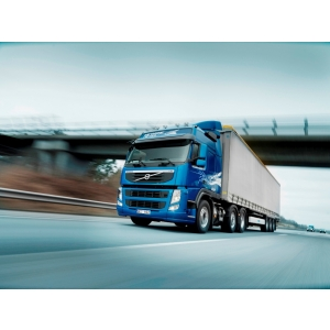 Noul Volvo FM MethanDiesel disponibil in curand la showroom-urile Volvo Romania