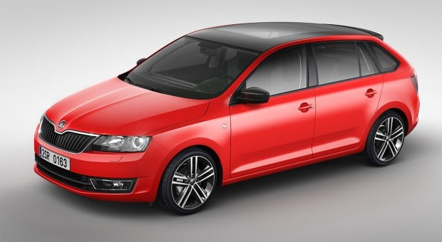 Noul model Skoda Rapid Spaceback (review de model)