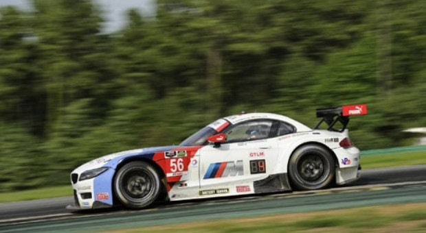 BMW Team RLL incheie pe locurile al treilea si al patrulea la Virginia International Raceway