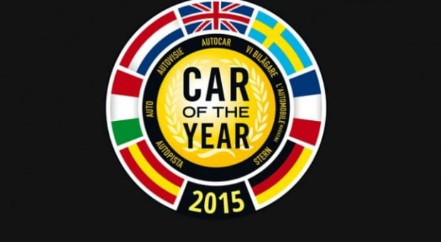 European Car of The Year 2015: Lista participanti