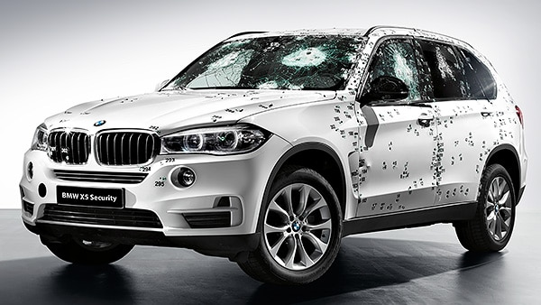 Noul BMW X5 Security Plus, securitate si facilitati la superlativ