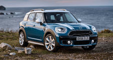 MINI COUNTRYMAN primeste distrinctia «TOP SAFETY PICK»