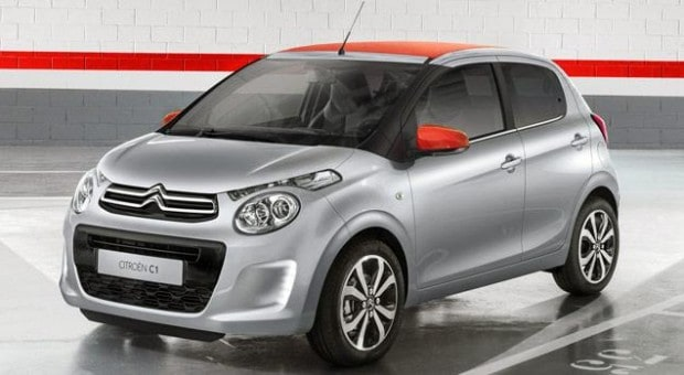 Noul Citroen C1 Hero