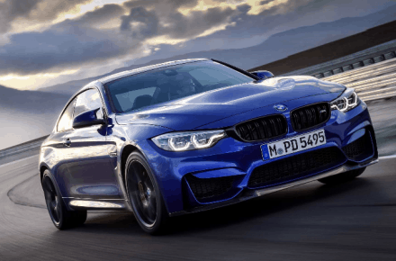 Noul BMW M4 CS, performanţă exclusivă
