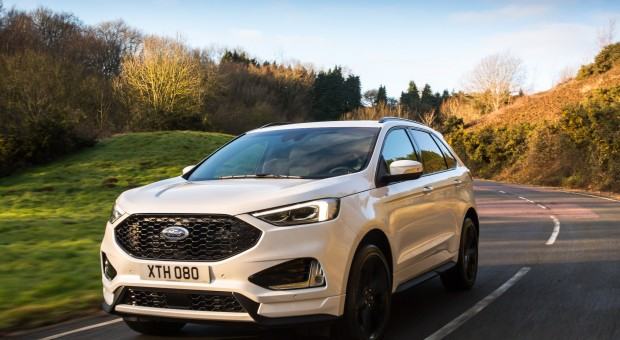 Ford a dezvaluit noul SUV Ford Edge
