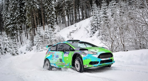 Winter Rally Covasna, o competitie de neuitat