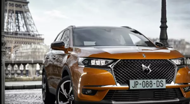 Noul SUV DS 7 CROSSBACK !