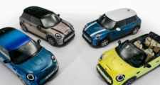 MINI Hatch 3 uși, MINI Hatch 5 uși și MINI Cabriolet