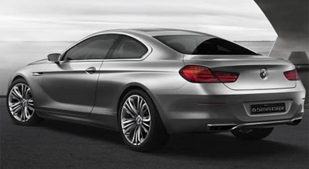 Noul BMW Seria 6 Coupe