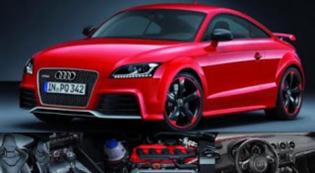 Audi TT RS plus. Preturile pornesc de la €60,650