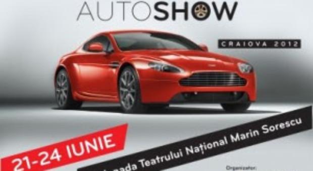 Salonul Autoshow Craiova 2012 se desfasoara in perioada 21-24 Iunie