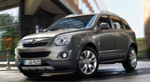 Opel Antara, un SUV cu personalitate