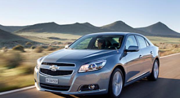Chevrolet Europe anunţă o cotă de piaţă record pentru primul trimestru