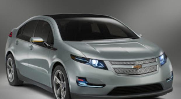 Chevrolet Volt, masina anului 2012 are pretul $41000 in Statele Unite