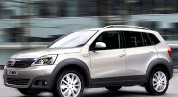 Dacia Kanjara – viitorul SUV Dacia sau inlocuitorul lui Duster ?