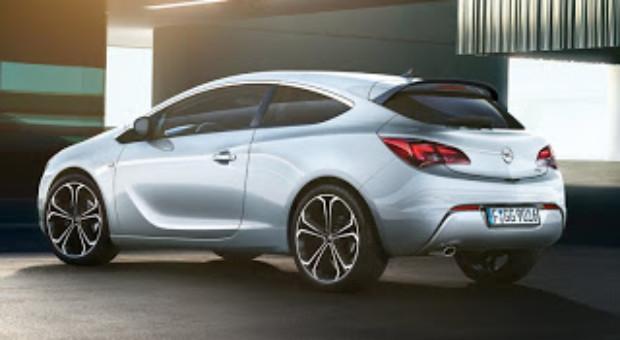 Totul despre noul Opel Astra GTC
