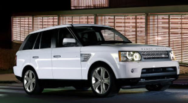 Noul Range Rover prezentat și în România