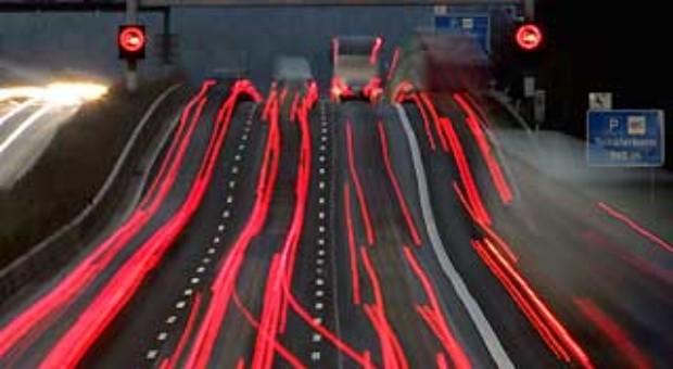 Germania ia in calcul limitarea vitezei pe Autobahn