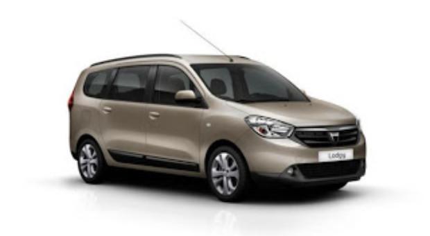 Prima reclama a noului model Dacia Lodgy