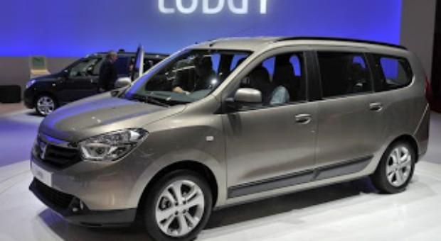 Dacia Lodgy s-a lansat în România. Compania a primit 200 de comenzi din ţară pentru noul model