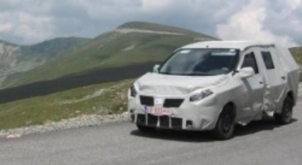 Dacia Popster in Romania. Vezi primele poze spion