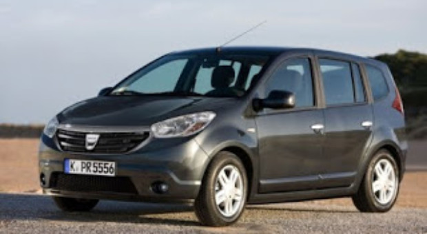 Dacia Lodgy are un pret bun!