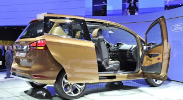 Ford B-Max disponibil in Romania, incepand cu 13.400 de euro
