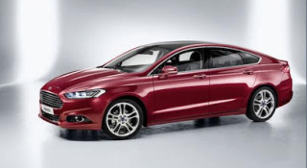 Noul Ford Mondeo (Fusion) pentru piata europeana