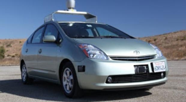 Google Car, viitorul industriei auto?