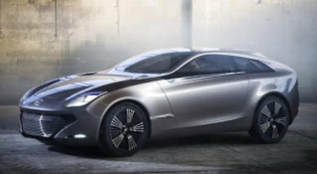 Hyundai : Concept Car i.oniq