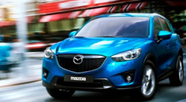 Mazda CX-5 cu motorizare diesel este disponibila la dealeri