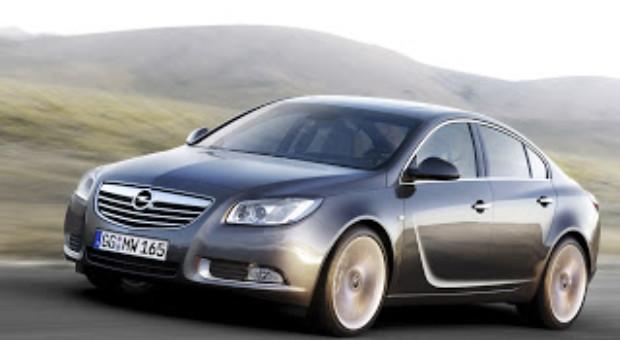 Opel Insignia, un automobil cu caracter frumos