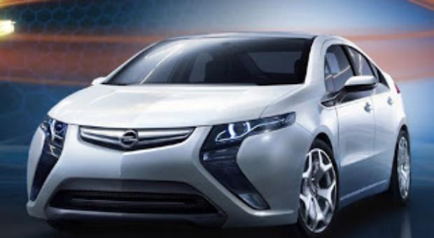 Opel Ampera Hybrid, viitorul Opel suna promitator