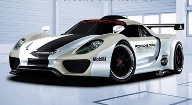 Porsche 918 RSR lansat in Europa la Geneva Motor Show