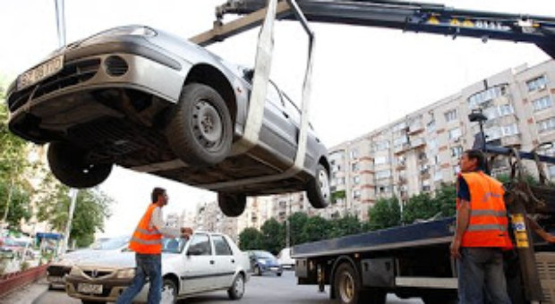 Cum se procedeaza dupa ridicarea masinii?