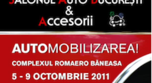 Salonul Auto Bucuresti si Accesorii 201 incepe in curand …