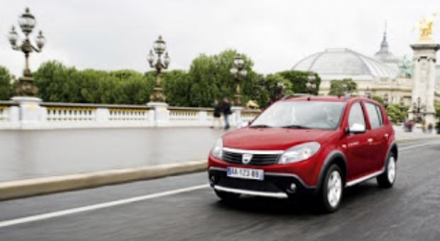 Dacia a lansat Sandero Stepway cu motorizare pe bioetanol