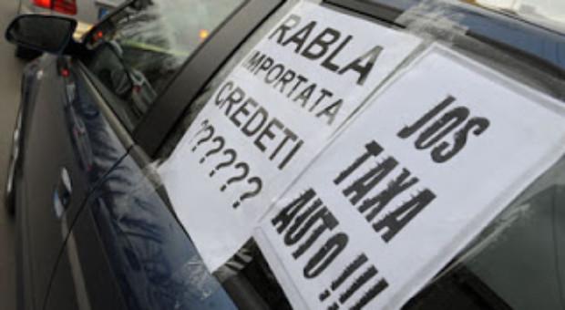 Taxa auto 2012 – Taxa auto este ilegala ? Ce maşini nu plătesc noua taxa auto