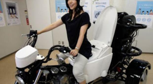 Noua Motocicleta Toto