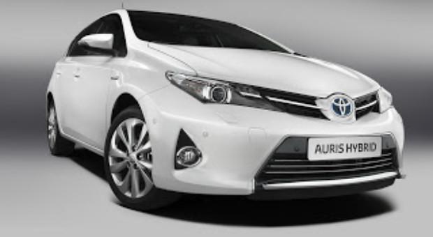 Toyota este cel mai mare producator auto din lume
