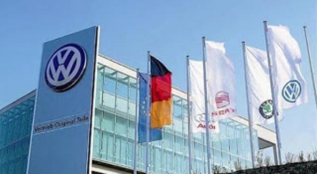 Volkswagen raporteaza profit peste asteptari in primul trimestru
