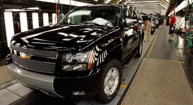 GM cheama in service peste 3 milioane de vehicule