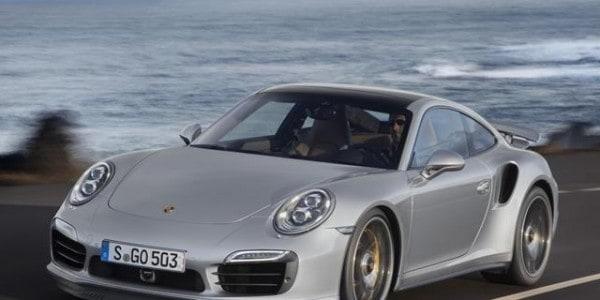 Porsche 911 Turbo – Turbo S
