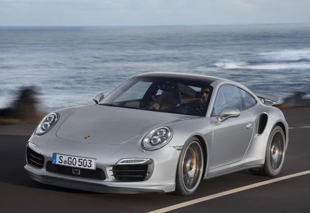 Porsche 911 Turbo - Turbo S