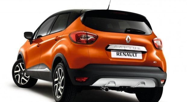 """Renault Captur """"Arizona"""", o versiune in editie limitata"""