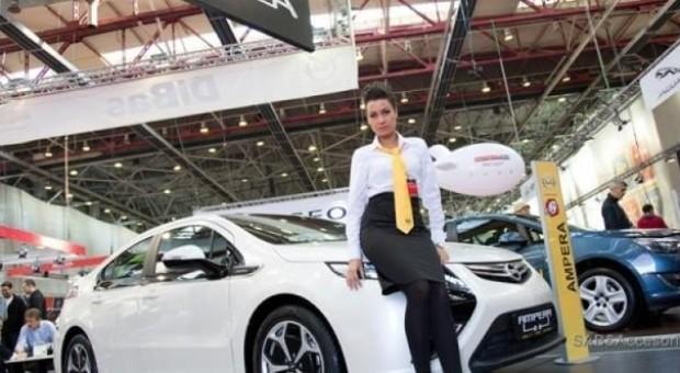 Salonul Auto Bucuresti si Accesorii 2013 se desfasoara in 10-20 octombrie