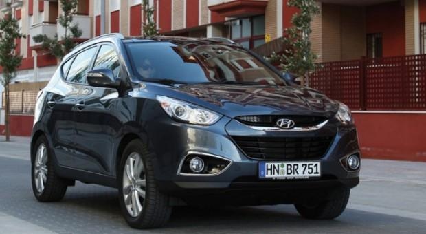 Noul Hyundai ix35 in reteaua de distributie de la 18.306 RON