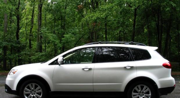 Modelul japonez, Subaru Tribeca iese din producție ?