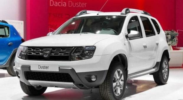 Dacia în topul celor mai mari creşteri a unei mărci auto alături de Jeep şi Mitsubishi
